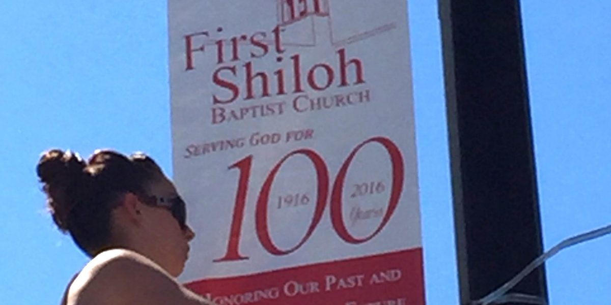 First Shiloh Baptist Church
