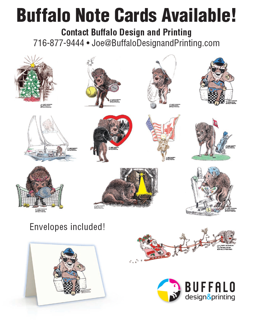 buffalo-charicature-cards