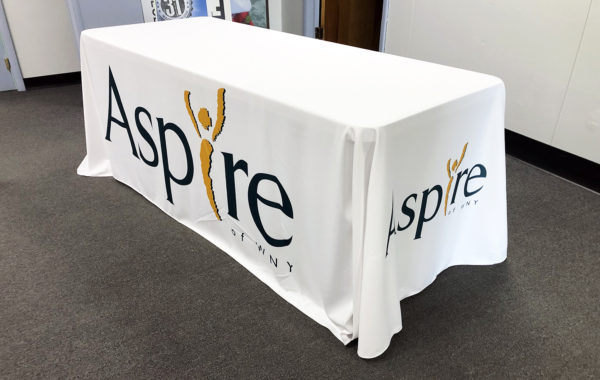 Aspire Tablecloth