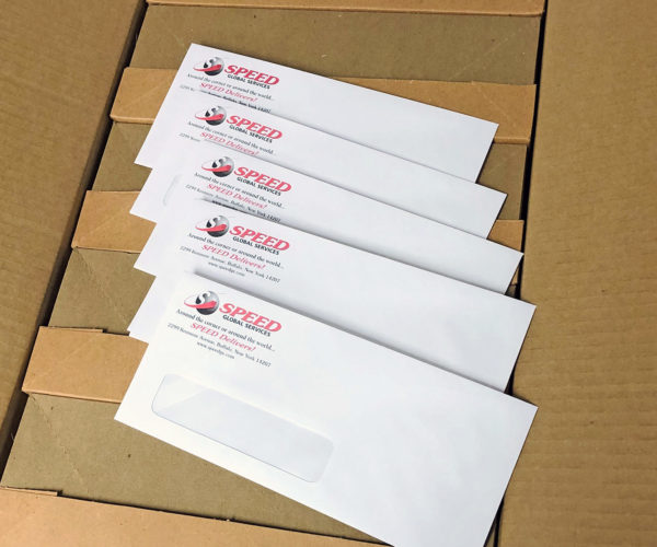Speed Global Services Envelope