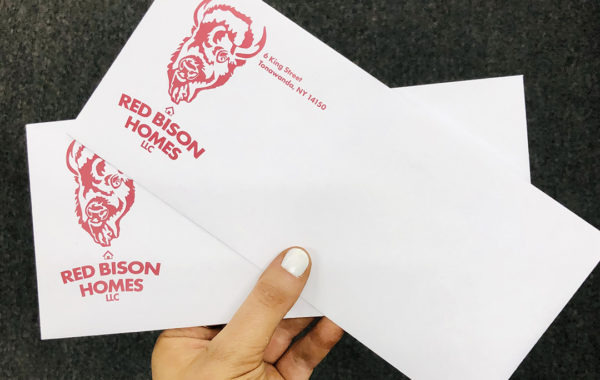 Red Bison Homes Envelope