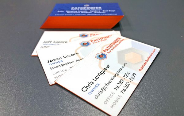 Pathfinder Business Card