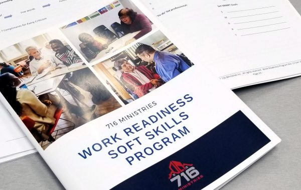 716 Ministries Workbook