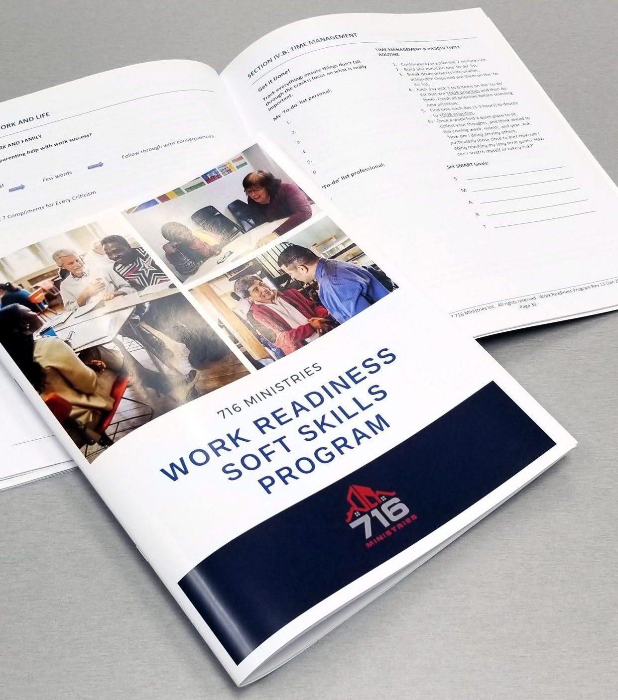 716 Ministries Workbook