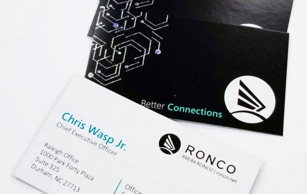 Ronco Business Card