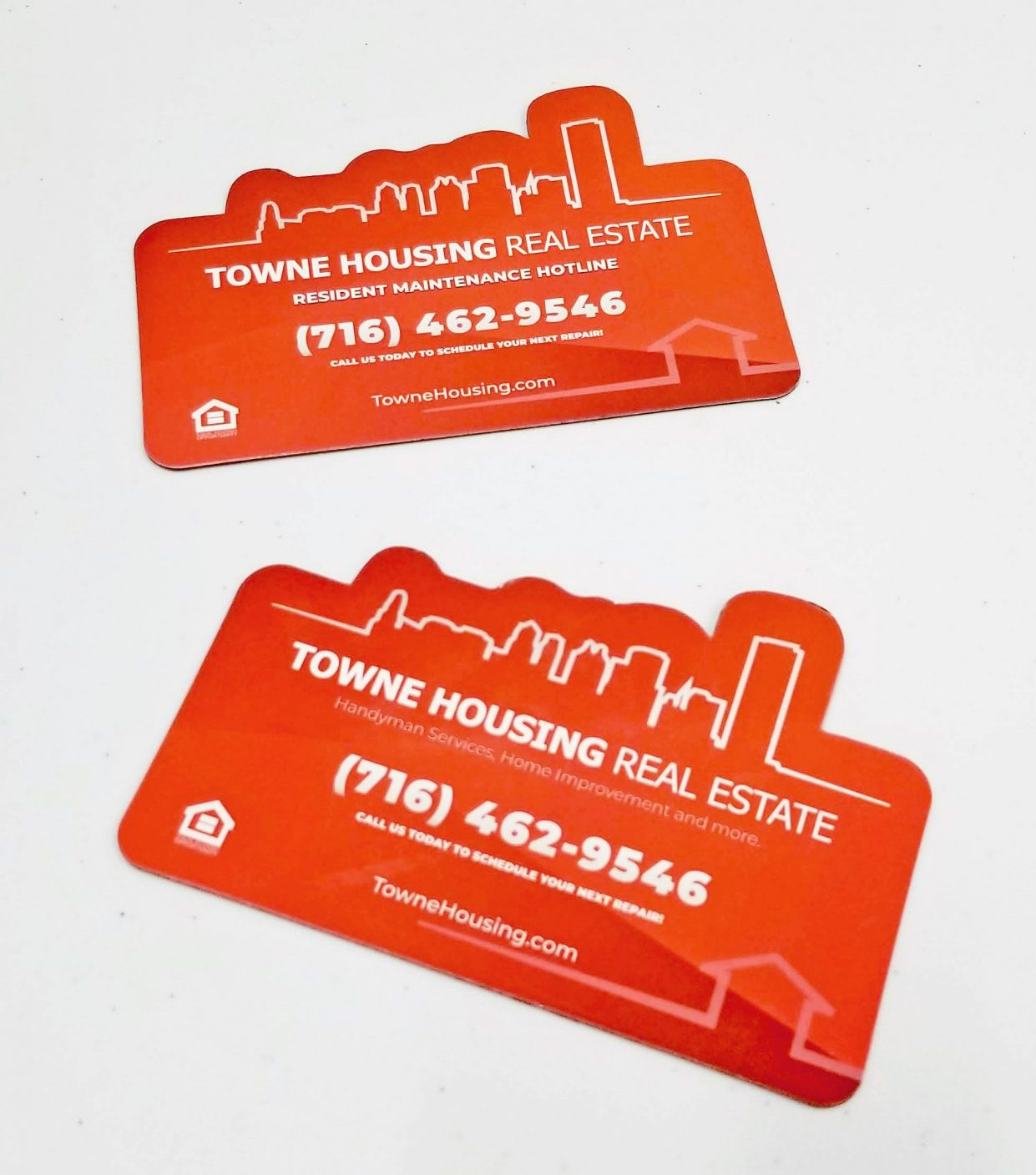 Towne Housing Magnets